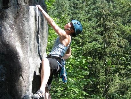professional climbersara-lingafelter